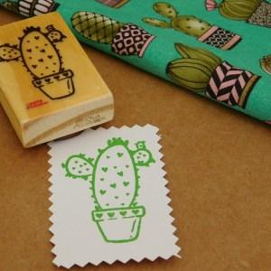 Carimbo Cactus 2