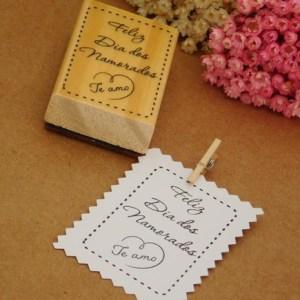 Carimbo TAG 68 – Feliz Dia dos Namorados