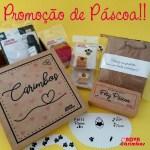 COMBO DE CARIMBOS PÁSCOA