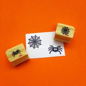 Coleção Halloween – Kit Teia e Aranha