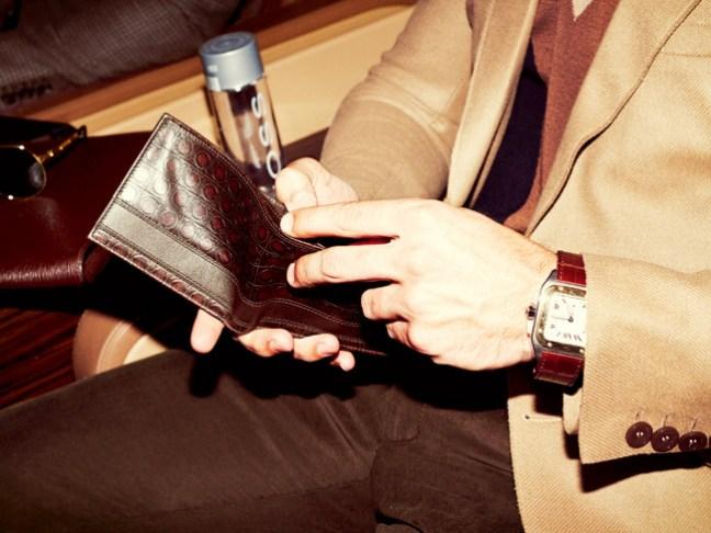 как да изберем лесно мъжки портфейл за подарък