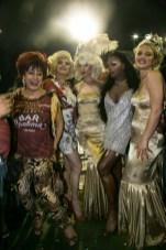 IMGM1391 - Nany People, Salete, Halênia, Márcia Pantera e Glamour Garcia - Foto Ana Fuccia