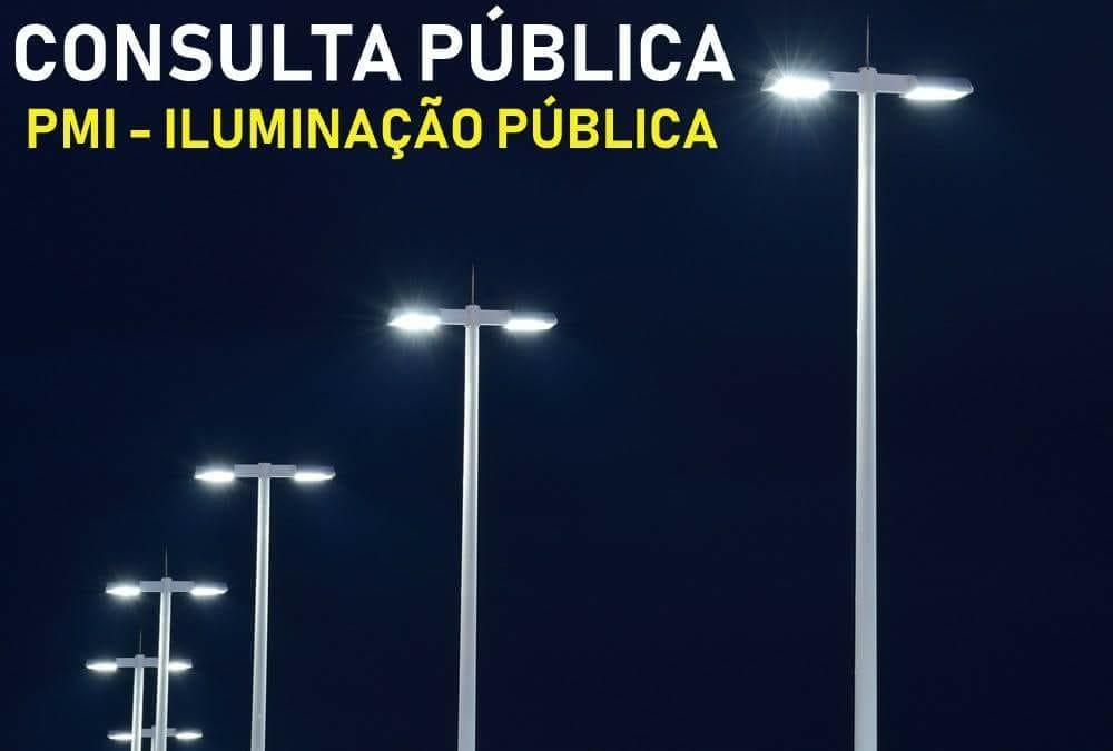 Resultado de imagem para PMI para iluminaçao pública