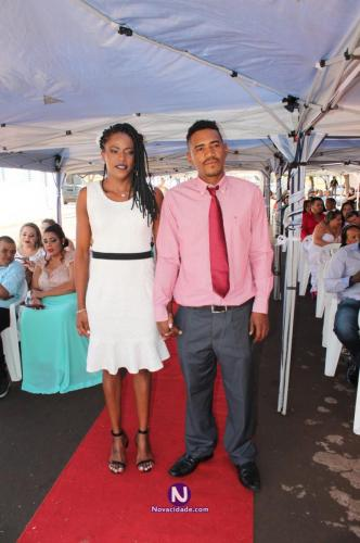 André Luiz Pizolate e Luciana Costa Alves-casamento