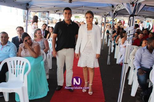 André Luiz Rodrigues Silva e Janaina Aparecida Silva-casamento