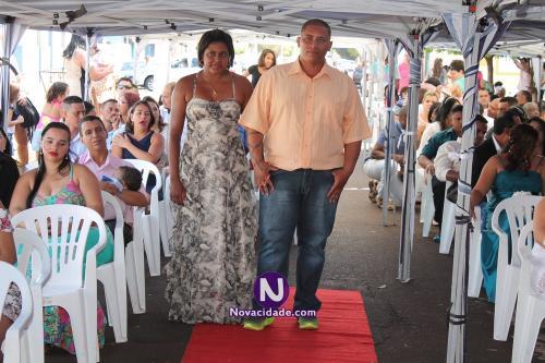 Bonifácio Silva Souza e Daiane Souza Alves-casamento