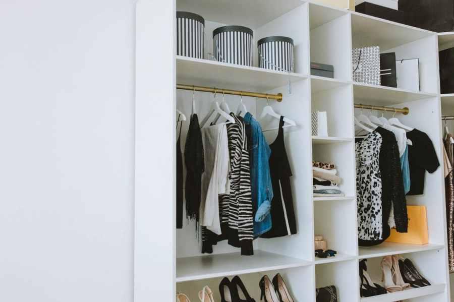 extra space custom closet
