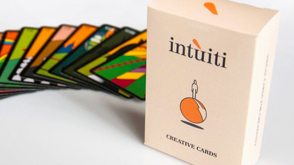 Intùiti Creative Cards