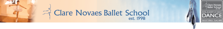 Clare novaes school of ballet