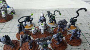 Ghar Outcasts support weapon