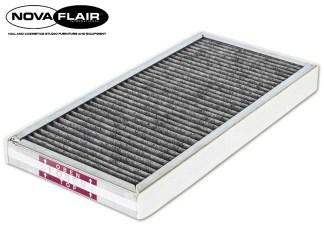 Carbon Filter Dust & Odour Filtering Nova Flair UK
