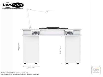 Monza Mini Table Nova Flair UK-3