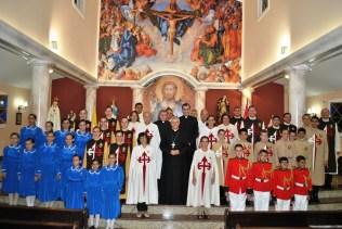 Missa de Aprovação Pontifícia (1)