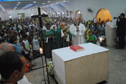 Visita do Núncio Apostólico (1)