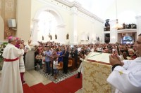 Visita do Núncio Apostólico (7)