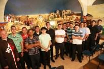 Visita dos Seminaristas ao Presépio (1)