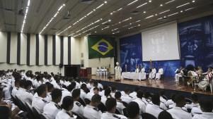 Páscoa Acadêmica no Villegagnon Rio 1