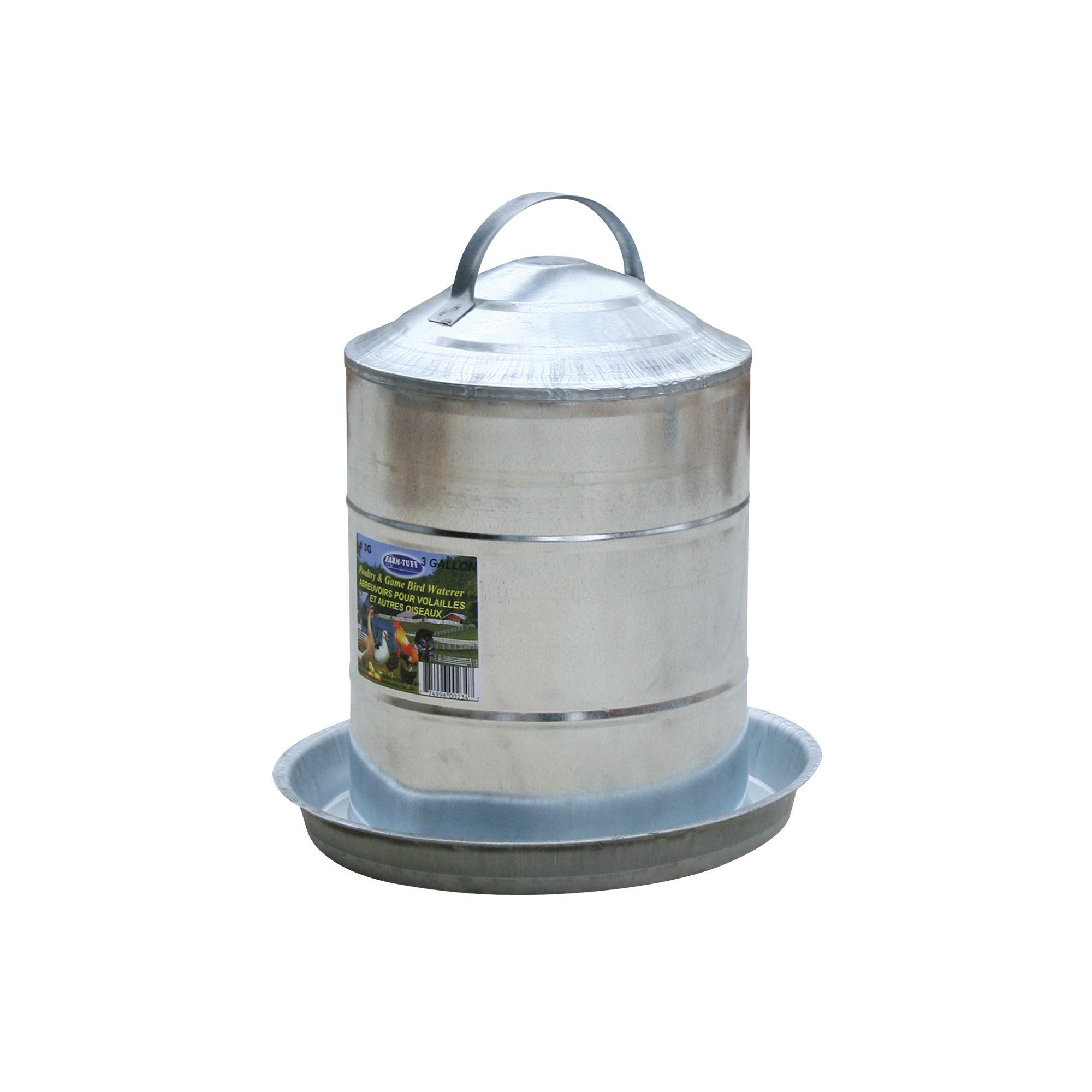 Fontaine à volaille