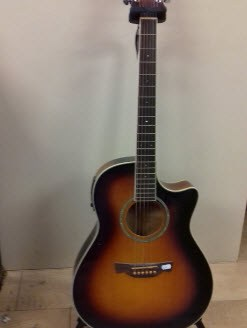 Crafter Acoustic Guitar 1