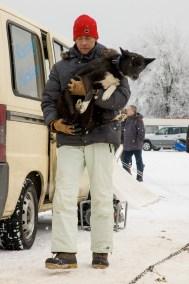 Schlittenhunderennen Februar 2006 (6 von 26)