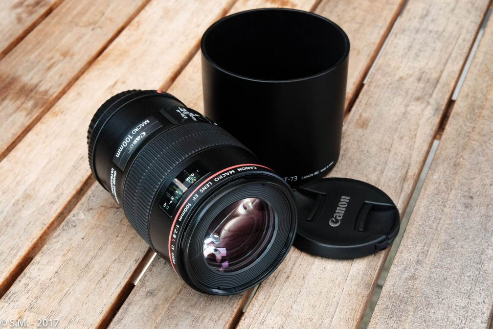 Canon EF Macro 100 mm 1:2.8 L IS USM