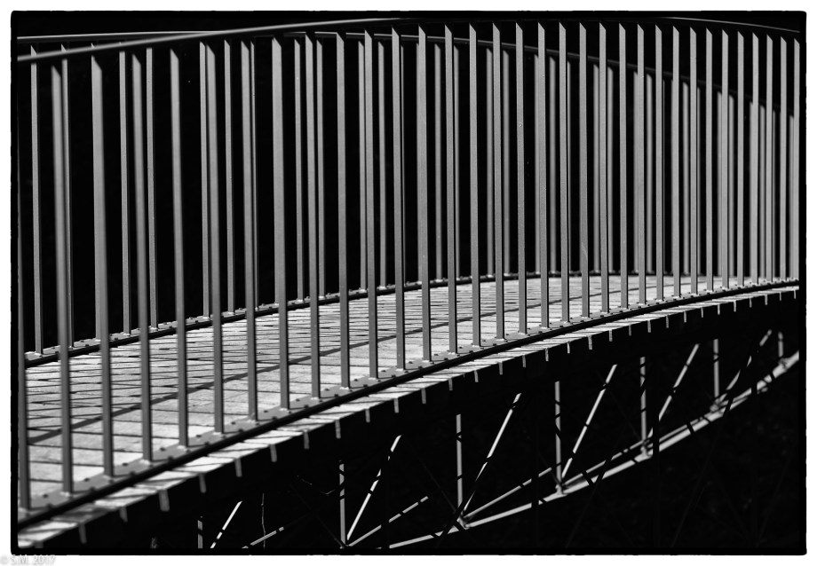 Einfach nur eine Brücke