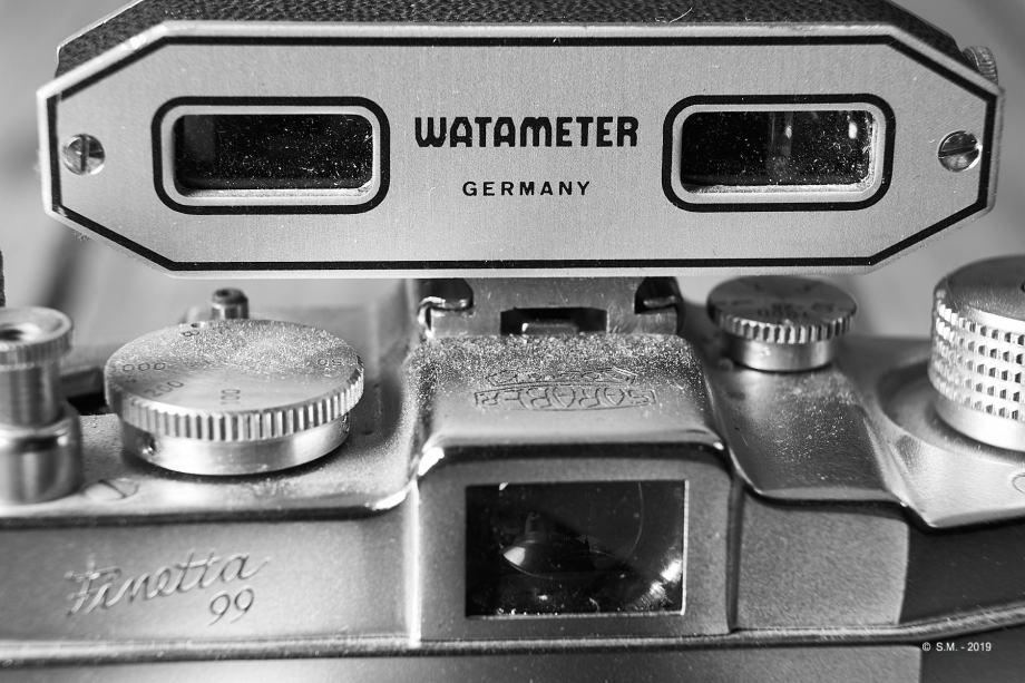 Watameter entstaubt