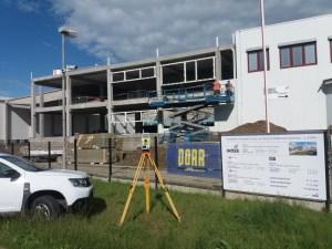 Nová hala Hettich ve Žďáře nad Sázavou - PORR