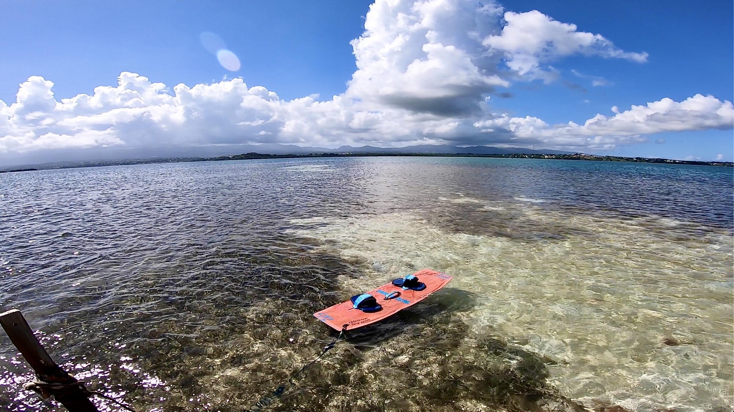 Kitesurf en guadeloupe