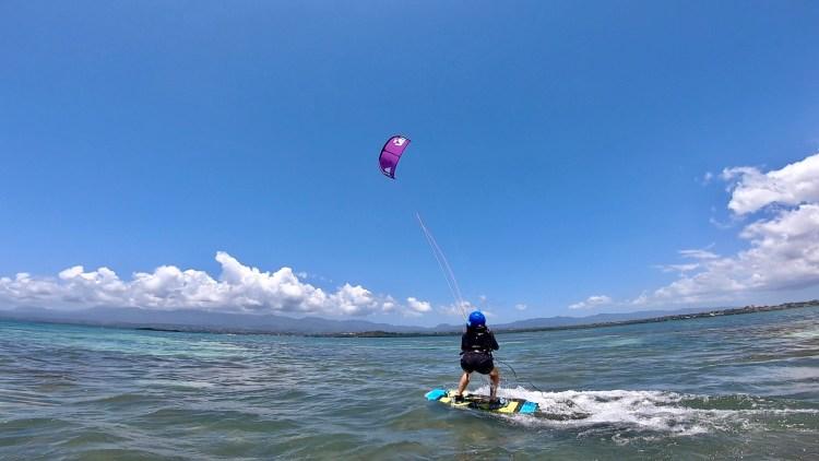 kitesurf guadeloupe nova kite