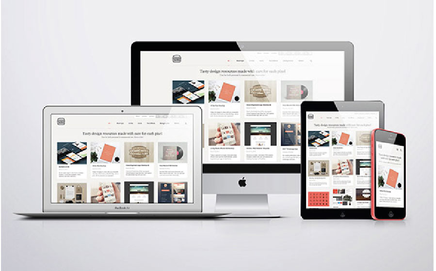 site web design