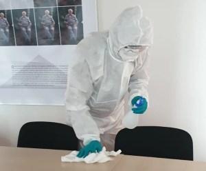 nettoyage école Coronavirus