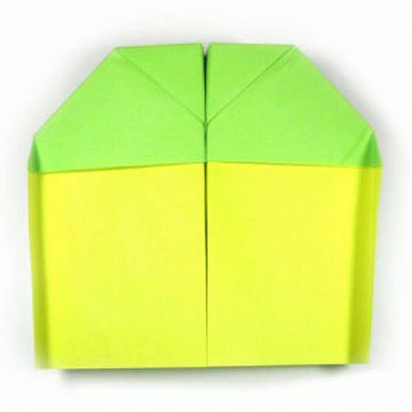 Ұзақ ұшатын оригами ұшағы