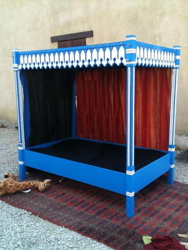 Μεσαιωνικό κρεβάτι