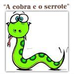 Reflexão: A Cobra e o Serrote
