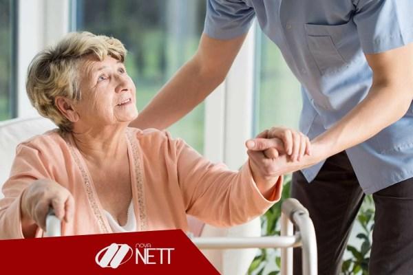cuidador de idosos