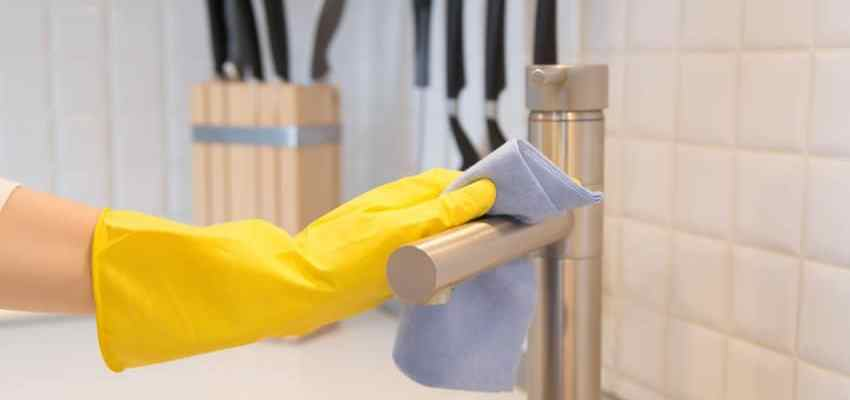 Kitchen Cleaning – A Complete Guide