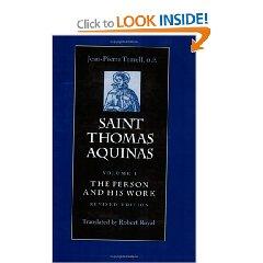 Torrell's Saint Thomas Aquinas