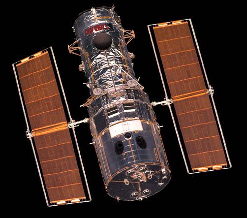 Hubble Space Telescope; eb.com