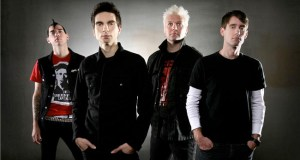 La banda norteamericana Anti Flag.