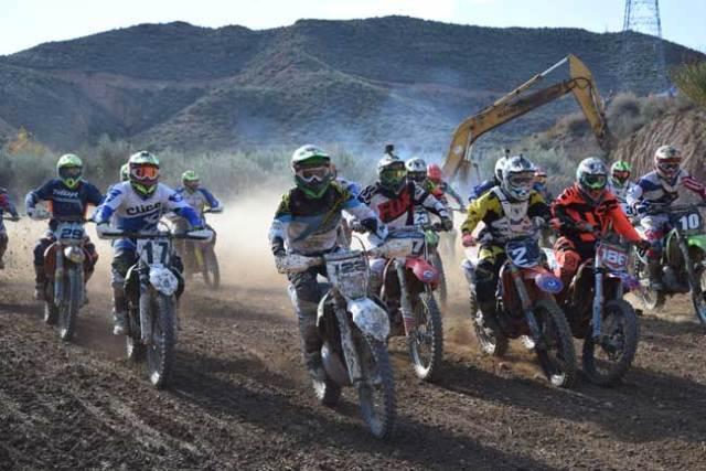 El campeonato reunió a pilotos de toda la provincia.
