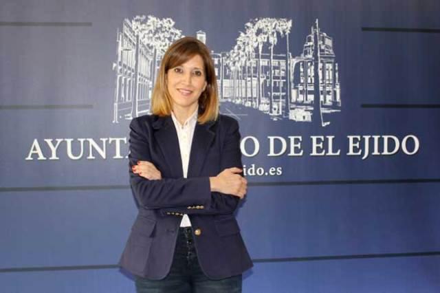 La concejala de Personal y Régimen Interior, Julia Ibáñez.