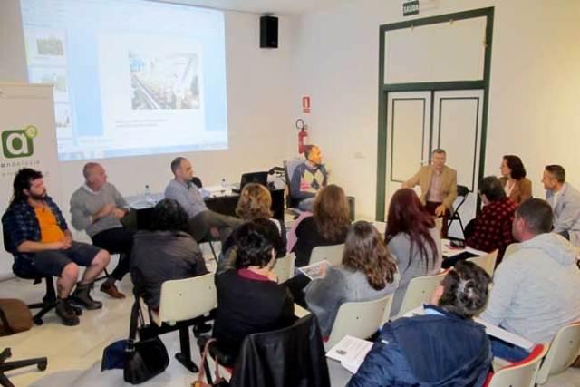 Jornada de emprendimiento en Laujar de Andarax.