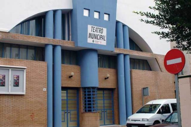 Teatro Municipal de El Ejido.