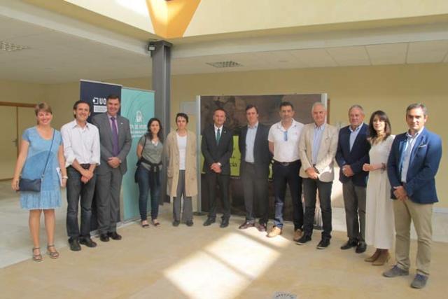 Ponente participantes en la Jornada Comparte Almanzora.