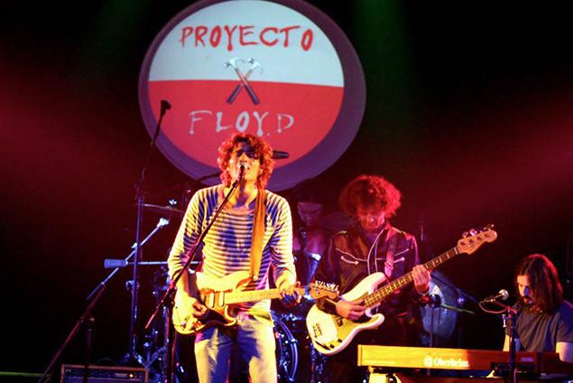 Proyecto Pink Floyd.