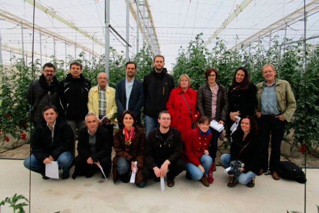 Participantes en el proyecto Fertiplus de Tecnova.