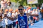 Jairo Ruiz, distinguido en los Premios Andalucía de los Deportes