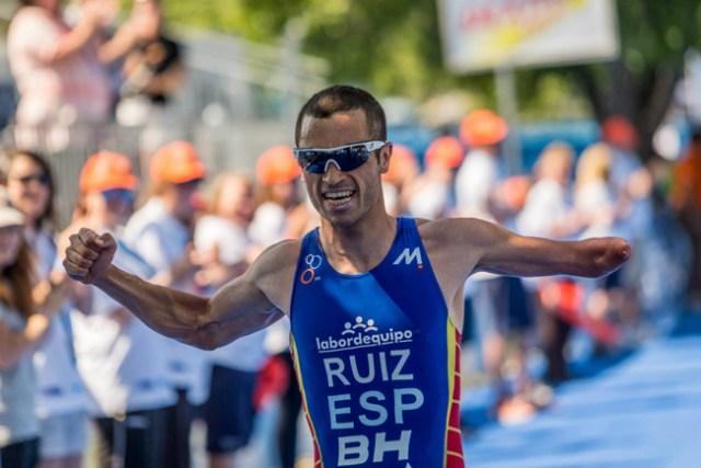 Jairo Ruiz, candidato a recibir la medalla del Deporte.
