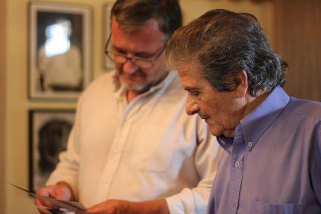 Luis García Yepes y José Sorroche son dos de los protagonistas de la Semana Cultural.